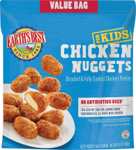 Baked Chicken Nuggets product image.