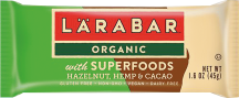 Organic Superfoods Bar product image.