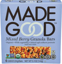 Organic Granola Bar product image.