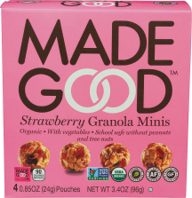 Organic Granola Minis product image.