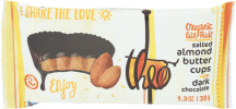 Organic Salted Almond Butter Cup product image.