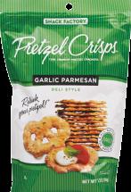 Deli Style Pretzel Crisps product image.