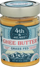 Ghee with Pink Himalayan Sea Salt product image.