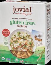 100% Organic Gluten Free Pasta product image.