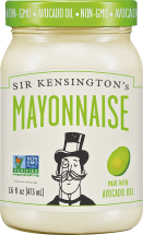 Sir Kensington's Mayo With Avocado Oil 16 FL OZ product image.