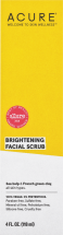 Brilliantly Brightening Facial Scrub product image.