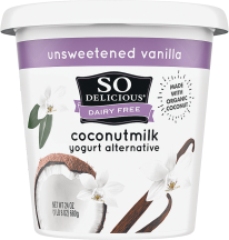 Dairy Free Coconut Milk  product image.