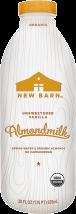 Organic Almond Milk product image.