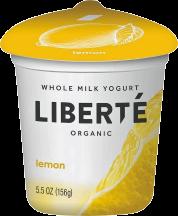 Organic Whole Milk Yogurt product image.