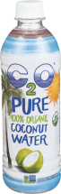 100% Organic Coconut Water product image.