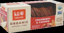 Organic Crisp product image.