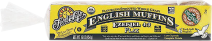 Organic Ezekiel 4:9 English Muffins product image.