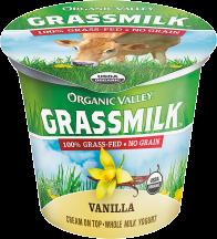 Organic Grassmilk Yogurt product image.