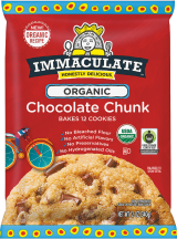 Organic Cookie Dough product image.