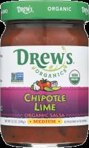 Organic Medium Salsa product image.