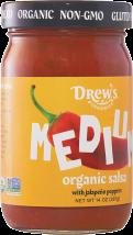 Organic Thick& Chunky Salsa product image.