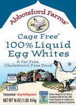 Liquid Egg Whites product image.