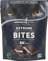 Dark Chocolate Panther Bites product image.