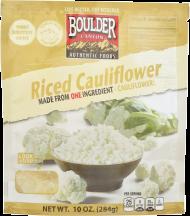 Riced Cauliflower product image.