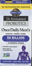 PROBIOTICS,MENS,1 DAILY product image.