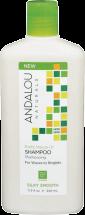 Silky Smooth Shampoo product image.