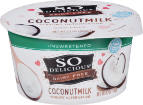 Dairy Free Coconut Milk Yogurt product image.