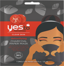 Yes To Tomatoes Detoxifying Paper Mask product image.