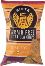 TORTILLA CHIPS, ALL FLAVORS product image.