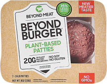 Beef Free,Beyond Burger product image.