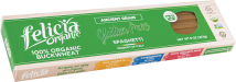 Organic Buckwheat Spaghetti product image.