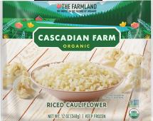 Organic Frozen Cauliflower product image.