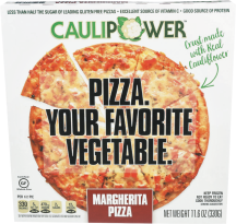 Cauliflower Pizza product image.