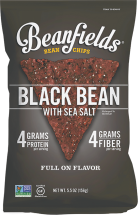 Black Bean And Rice Chips product image.