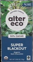 Organic Dark Chocolate Bar product image.