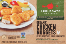 Organic Chicken Nuggets product image.
