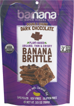 Organic Banana Brittle product image.