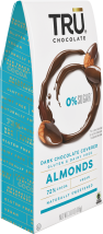 Dark Chocolate Covered Almonds product image.