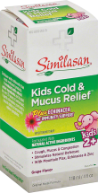 Kids Cold & Mucus Relief product image.