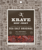 Beef Jerky product image.