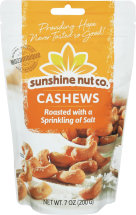 Cashews product image.