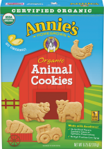 Organic Animal Cookies product image.