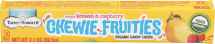 Organic Chewie Fruities Candy Chews product image.
