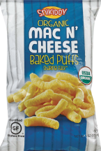 OrganicBaked Puffs product image.