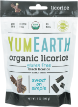 Organic Licorice product image.