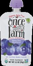 Organic Fruit & product image.