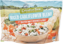Organic Riced Cauliflower Blend product image.