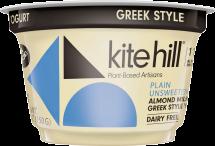 Greek-Style Almond Milk Yogurt product image.