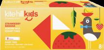 Kids Almond Milk Yogurt Tubes product image.