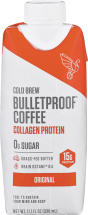 Cold Brew Coffee + Collagen Protein product image.