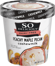 Incredibly creamy and smooth dairy free frozen desserts! product image.